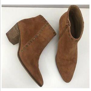 Lucky Brand Linnea Suede Boots